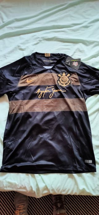 Camiseta Nike Corinthians Ayrton Senna XL