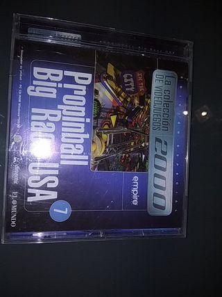 juego PC propinball big race USA