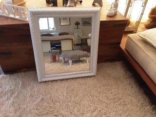 Precioso espejo antiguo Restaurado