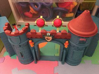 Castillo juguete compatible playmobil