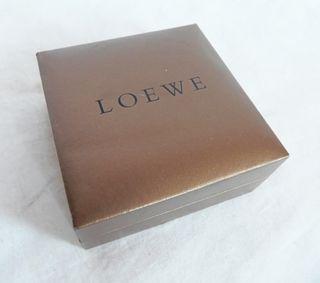 loewe . caja para gemelos