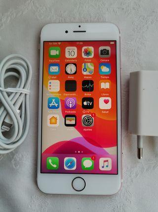 IPhone 6S Rosa perfecto 100 %