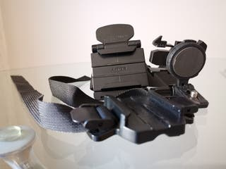 Action Cam, kit de sujeción a casco Sony BLT-UHM1