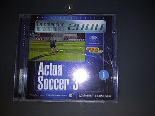 juego pc actua soccer