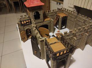 Castillo playmobil antiguo