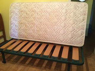 Somier y colchón Flex