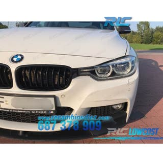 BMW F30 F31 SPOILER FRONTAL