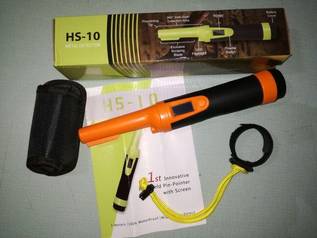 Pinpointer detector de metales PI.