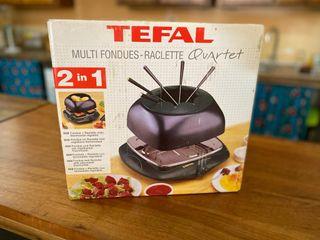 Tefal fondue raclette Quartet