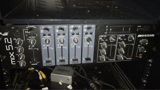 Jbsystems mix 5.2,controladora,mesa mezclas..