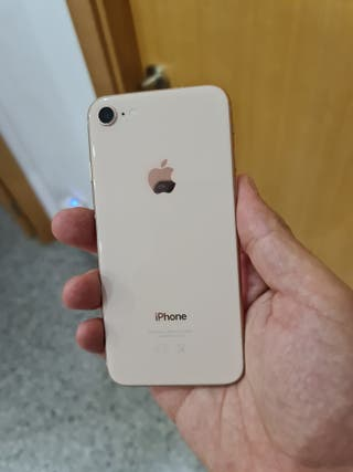 IPHONE 8 ORO ROSA NEGRO Y BLANCO oferta