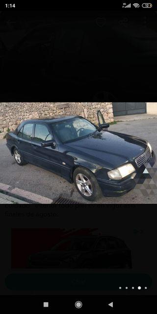 Mercedes-Benz c250 1998