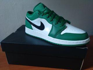 Nike Air Jordan 1 Low Pine Green n°40