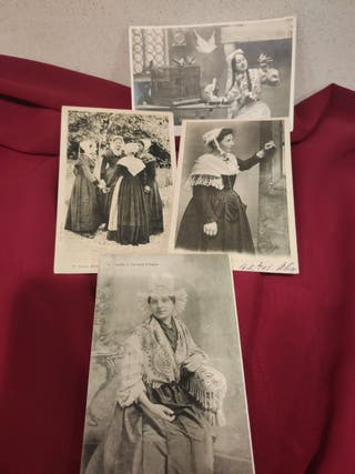 4 postales francia