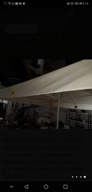 parasol industrial