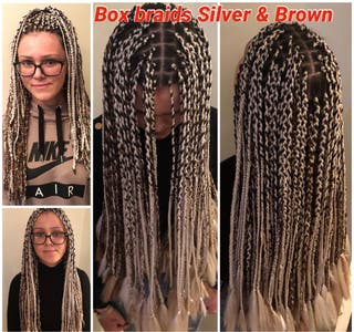 Hair Braids for Kids and adults from