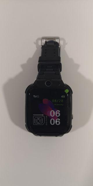 2 relojes GPS localizadores niño