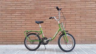 """Bicicleta infantil Derbi Rabasa 14"""""""