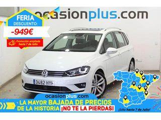 Volkswagen Golf Sportsvan 2.0 TDI CR BMT Sport DSG 110 kW (150 CV)