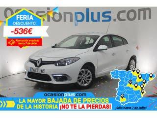 Renault Fluence dCi 110 Limited 81kW (110CV)