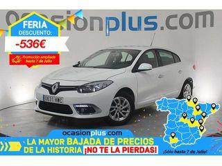 Renault Fluence dCi 110 Limited 81kW (110CV)