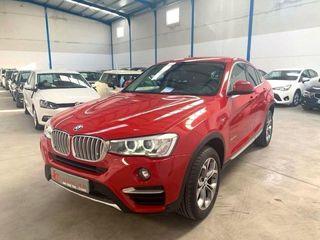 BMW X4 xDrive20d Aut.
