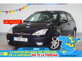 Ford Focus 1.8 TDCI Trend 84 kW (115 CV)