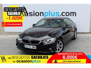 BMW Serie 4 420i Coupe 135 kW (184 CV)