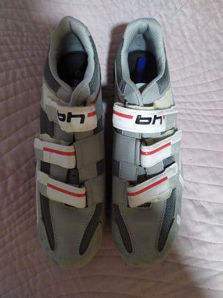 zapatillas de bicicleta hombre