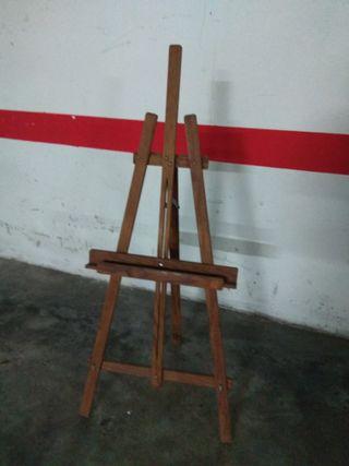 caballete pintura infantil