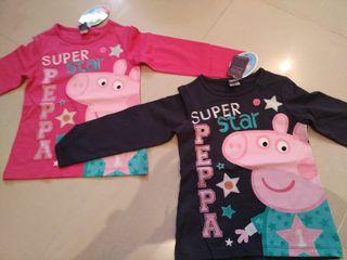 camiseta, sudadera Pepa pig