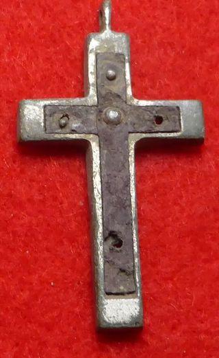 Precioso y antiguo crucifijo. S.XVII