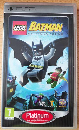 Juego PSP Lego Batman