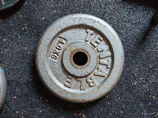 Pesa para gym, pesas para mancuerna
