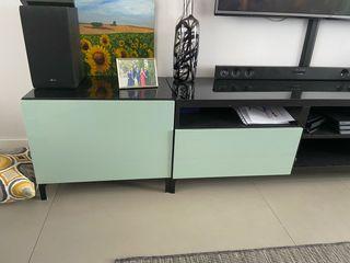 Mueble de televisión Besta
