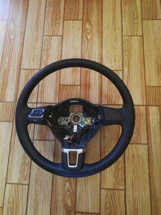 volante original vw polo 2012