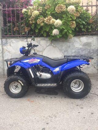Quad Kymko MXer 50cc.