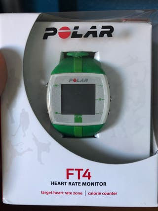 Oferta!! Reloj pulsometro Polar FT4