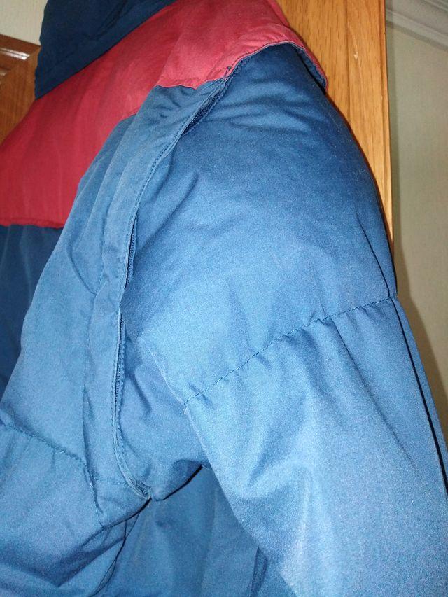 plumas de abrigo