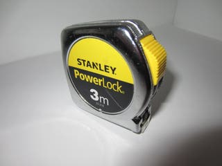 Flexometro metro STANLEY Powerlock classic 3m