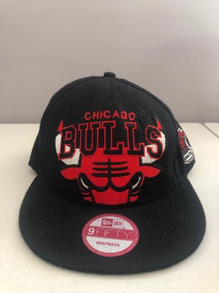 Gorra New Era Chicago Bulls Oficial