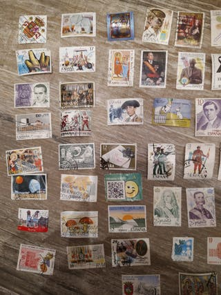 52 sellos España
