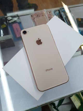 iphone 8 64gb gold rose OFERTA