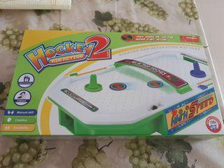 Hockey 2 air action