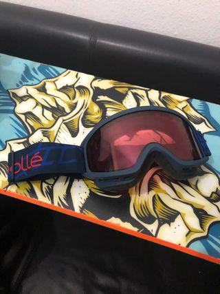 Equipo Snowboard Santa Cruz