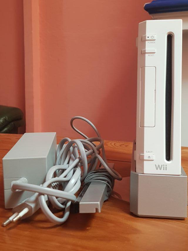 Wii y complementos