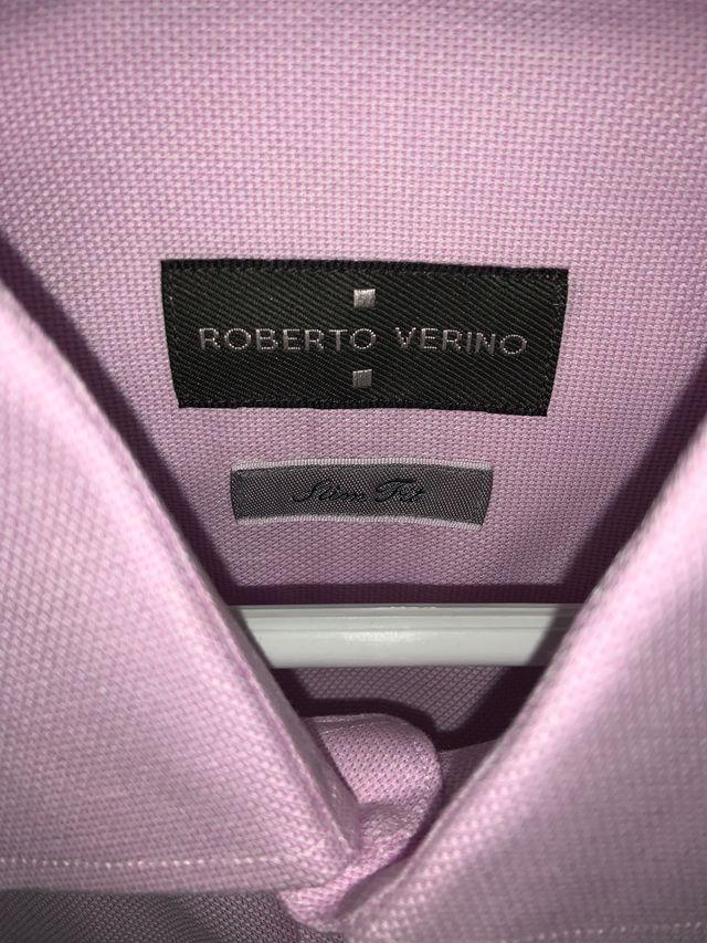 Camisa hombre de Roberto Verino