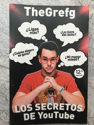 Libro de TheGrefg (Los secretos de YouTube)