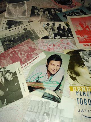 postales y carteles