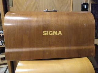 Caja tapadera SIGMA